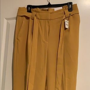 Express ankle high rise pants size 12.